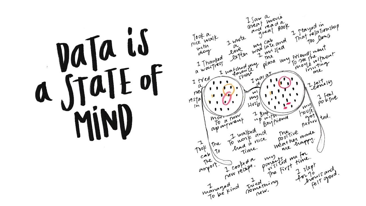 Los datos son un estado mental